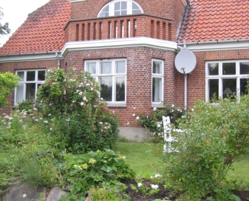 Mit hus i Skovlunde, hvor jeg boede 1969-2016.